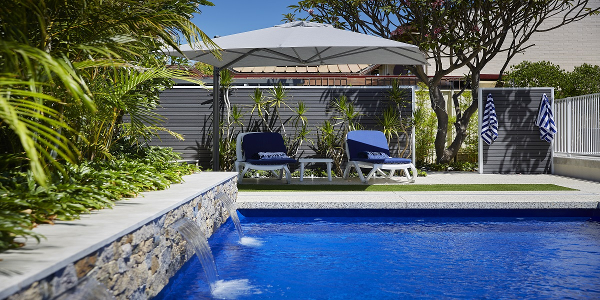 Compliment your space with the right pool design